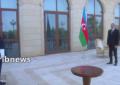 دیدار سید عباس موسوی با رئیس جمهور آذربایجان