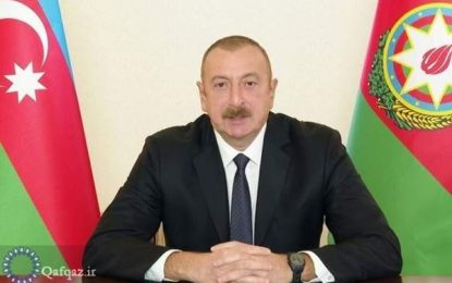 انتقاد شدید رییس جمهور آذربایجان از فعالیت روسای گروه مینسک
