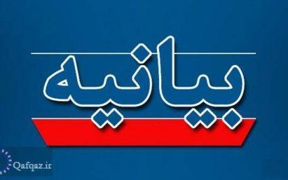 بیانیه علما، روحانیون، مادحین و هیئات مذهبی استان اردبیل در محکومیت کشتار مسلمانان برده آذربایجان