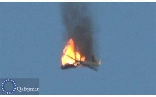 وزارت دفاع آذربایجان: دو جنگنده ارمنستان توسط پدافند هوایی آذربایجان در قره باغ سرنگون شد