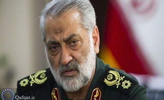 سخنگوی ارشد نیروهای مسلح: امنیت مناطق مرزی و مردم ایران، خط قرمز ماست