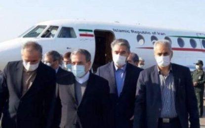 بازدید معاون وزیر امور خارجه از مناطق مرزی استان اردبیل