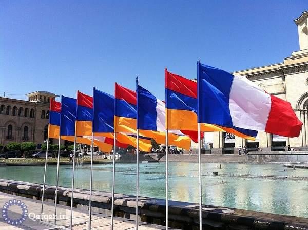 حماقتی دیگر از ارمنستان