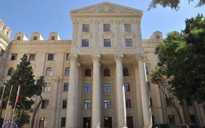 ابراز قدردانی باکو از حمایت ایران در خصوص تمامیت ارضی جمهوری آذربایجان