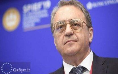 ابراز نگرانی روسیه از حضور عناصر تروریستی خارجی در قره باغ