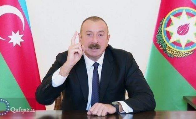 علی اف: ۲۲ روستای دیگر از اشغال نیروهای ارمنی در قره باغ آزاد شد