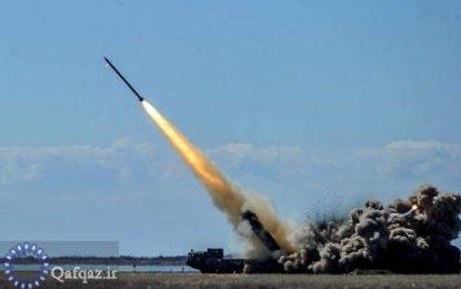 گسترش حملات موشکی ارمنستان به حومه باکو و شهر تاریخی گنجه