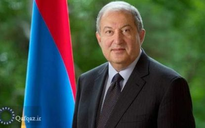 رئیس جمهور ارمنستان: ما همه چیز را باختیم