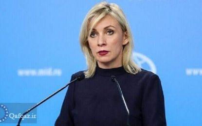 مسکو ادعای حضور صلح بانان ترکیه در قره باغ را رد کرد