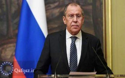 لاوروف: مواضع روسیه و جمهوری آذربایجان در خصوص توافق صلح قره باغ با یکدیگر مطابقت دارد