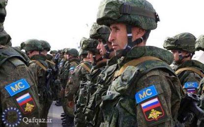 تقویت نیروهای مرزی در ارمنستان از سوی روسیه