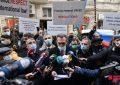 اعتراض باکو به قطعنامه سنای فرانسه درباره قره باغ