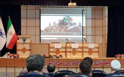 فعال رسانه ای جمهوری آذربایجان: ایران همواره در کنار ملت و دولت جمهوری آذربایجان است