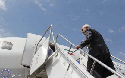 ظریف به روسیه و جمهوری آذربایجان سفر میکند