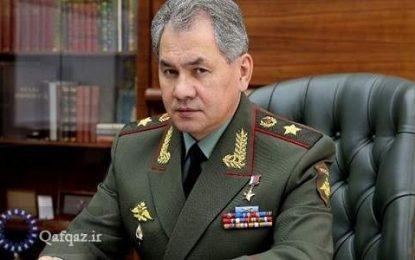 سفر وزیر دفاع روسیه و هیات همراه به ارمنستان