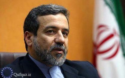اظهارات عراقچی در مصاحبه با شبکه آی تی وی جمهوری آذربایجان در خصوص پیشنهاد صلح ایران
