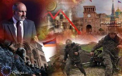 """Paşinyan savaş elan etdi:Ermənistanda """"elita soyqırımı"""" gözlənilir"""