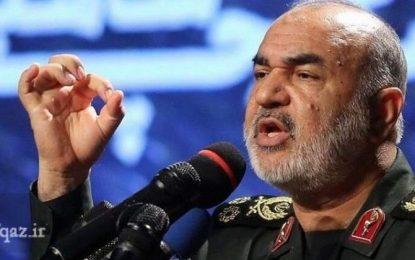 """General Salami: """"Düşmənlərin fitnəkarlığına son qoyuldu"""""""
