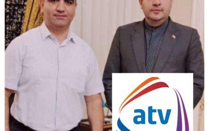 ATV kanalı İran haqqında yayınladığı yalan reportaja görə yazılı və rəsmi üzr istədi FOTO