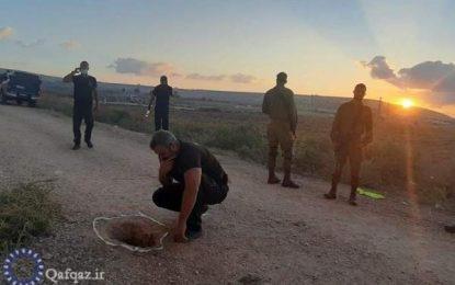 Altı fələstinli İsrail həbsxanasından tunel qazaraq qaçmağa müvəffəq olublar (FOTO)