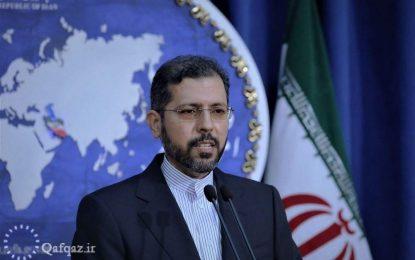 İrandan qondarma dördtərəfli komitənin bəyanatına cavab