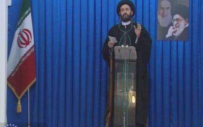 """Seyid Həsən Amili Arazın şimalındakı hərbi təlimləri tənqid etdi: """"İran buna biganə qalmamalıdır"""""""