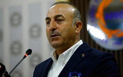 وزیر خارجه ترکیه به زودی به روسیه سفر می کند