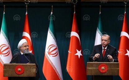 اردوغان: تحریم ایران از سوی آمریکا، امنیت و ثبات منطقه را تهدید میکند