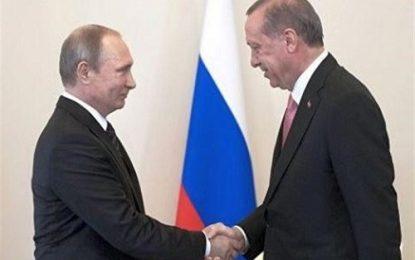 رییس جمهوری ترکیه به مسکو میرود
