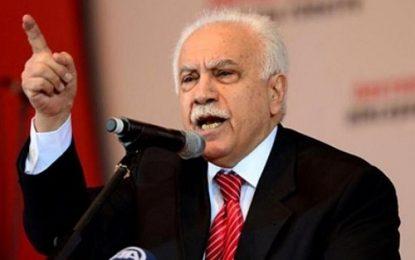 رهبر حزب وطن ترکیه: بهترین پاسخ به تهدید ترامپ بازگشایی سفارت ترکیه در سوریه است
