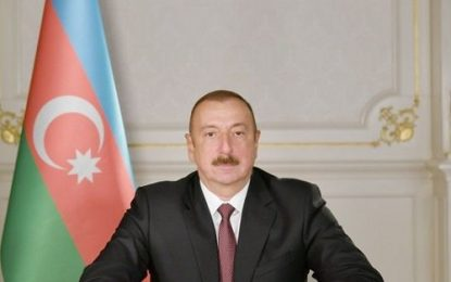 الهام علی اف : فعالیت مشترک جمهوری آذربایجان با همسایگان موجب تقویت ثبات در منطقه شده است