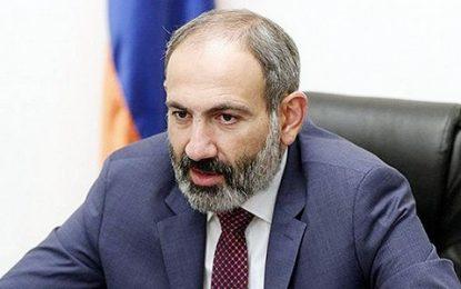 تاکید پاشینیان بر ضرورت حضور ارامنه قره باغ در مذاکرات صلح با جمهوری آذربایجان