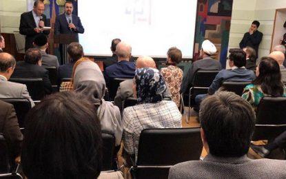 گشایش نمایشگاه خوش نویسی ایران در مسکو
