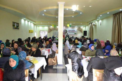 برگزاری میلاد با سعادت حضرت فاطمه زهرا (س) و روز زن در گرجستان