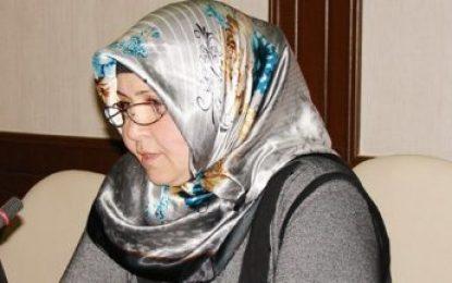رییس شاخه زنان حزب اسلامی جمهوری آذربایجان: مقاومت جمهوری اسلامی مقابل استکبار جهانی الگویی برای تمامی آزادگان جهان است