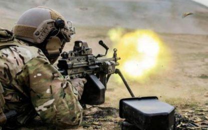وزارت دفاع آذربایجان ارمنستان را به نقض آتش بس متهم کرد
