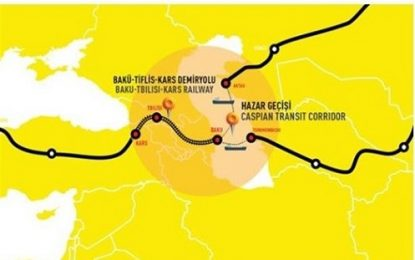 آمادگی جمهوری آذربایجان برای راه اندازی بخش حمل ونقل مسافر از طریق خط آهن باکو- تفلیس- قارص