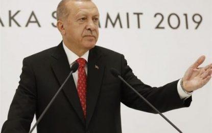 انتقاد اردوغان از تصمیم آمریکا در عدم تحویل جنگنده های اف۳۵