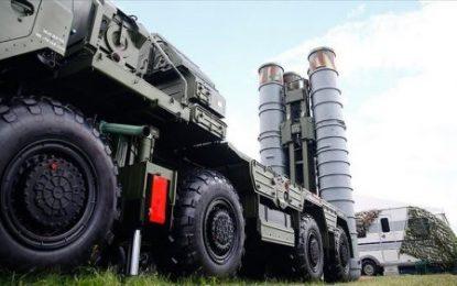 تحویل سامانه موشکی «اس-۴۰۰» طی یک هفته آینده به ترکیه