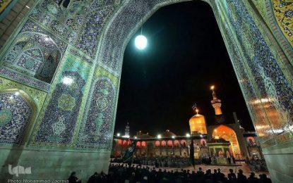 مسلمان شدن بازرگان روسی با دیدن حرم امام رضا علیه السلام در مشهد…