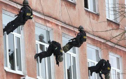 بازداشت اعضای یک گروه تروریستی در شمال شرقی مسکو