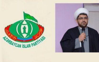 سرپرست حزب اسلام آذربایجان: تقدیر الهی بود که نجات اسلام در گرو فاجعه عظیم عاشورا باشد