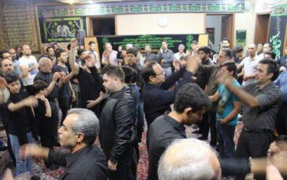 عزاداری سید و سالار شهیدان در گرجستان / تصاویر