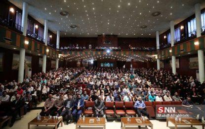 برگزاری بیست و دومین اجلاس اتحادیه دانشگاه های دولتی حاشیه دریای خزر در دانشگاه گیلان