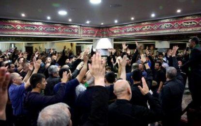 مراسم عزاداری شب تاسوعای حسینی در مرکز اسلامی مسکو  / تصاویر
