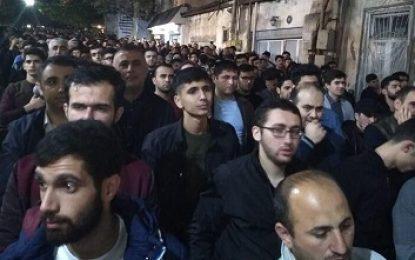 برگزاری مراسم اربعین حسینی در جمهوری آذربایجان