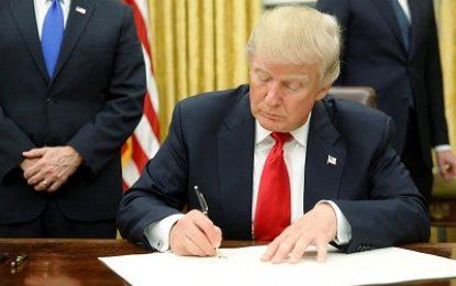تصویب تحریم ترکیه از سوی ترامپ