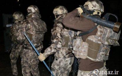 دستگیری ۶ عضو داعش از سوی نیروهای امنیتی ترکیه
