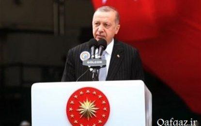 اردوغان: ترور شخصیتی مانند سردار سلیمانی بدون واکنش باقی نمیماند