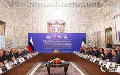 تاکید بر اهمیت همکاریهای ایران و روسیه در برابر دیکتاتوری بینالمللی آمریکا